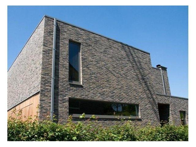 facade brique moderne recherche google briques. Black Bedroom Furniture Sets. Home Design Ideas