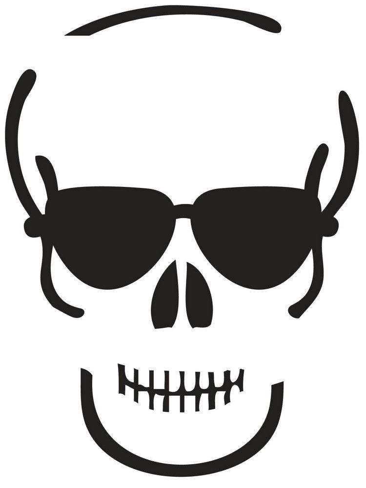 35 Halloween Kürbis Schnitzvorlagen kostenlos zum Ausdrucken ...
