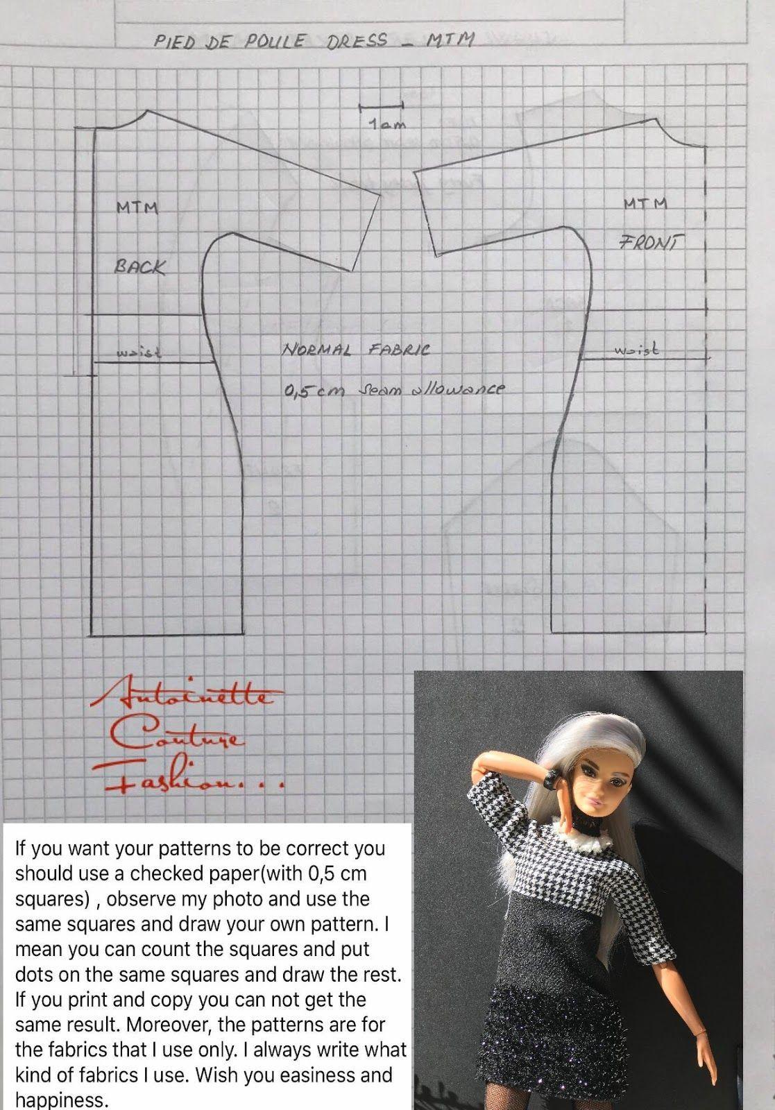 10+ Ineffable Creative Crochet a Doll Ideas #crochetedbarbiedollclothes - liquid exfoliator #dolldresspatterns