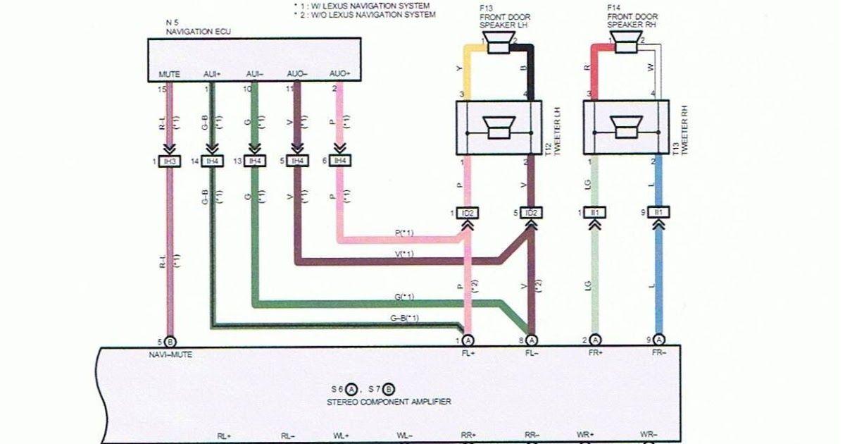 Aftermarket Radio Wiring Harness Diagram Harness Diagram Radio