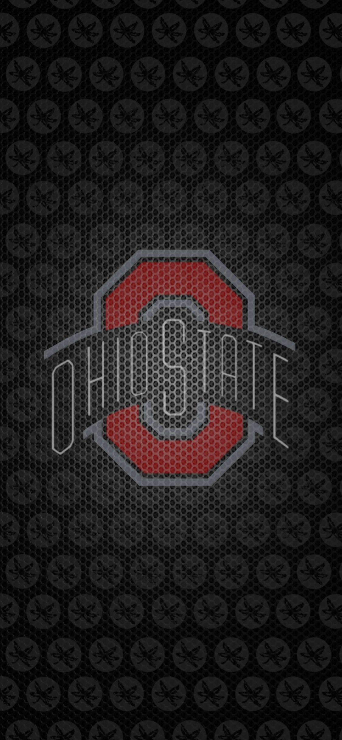 OSU Wallpaper 1050 For iPhone Xs | OHIO STATE PHONE