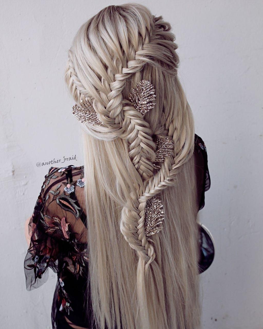 Pin By Rado Rakotondrainitomaho On Randrana Sarondoha Long Hair Styles Curly Prom Hair Thick Hair Styles