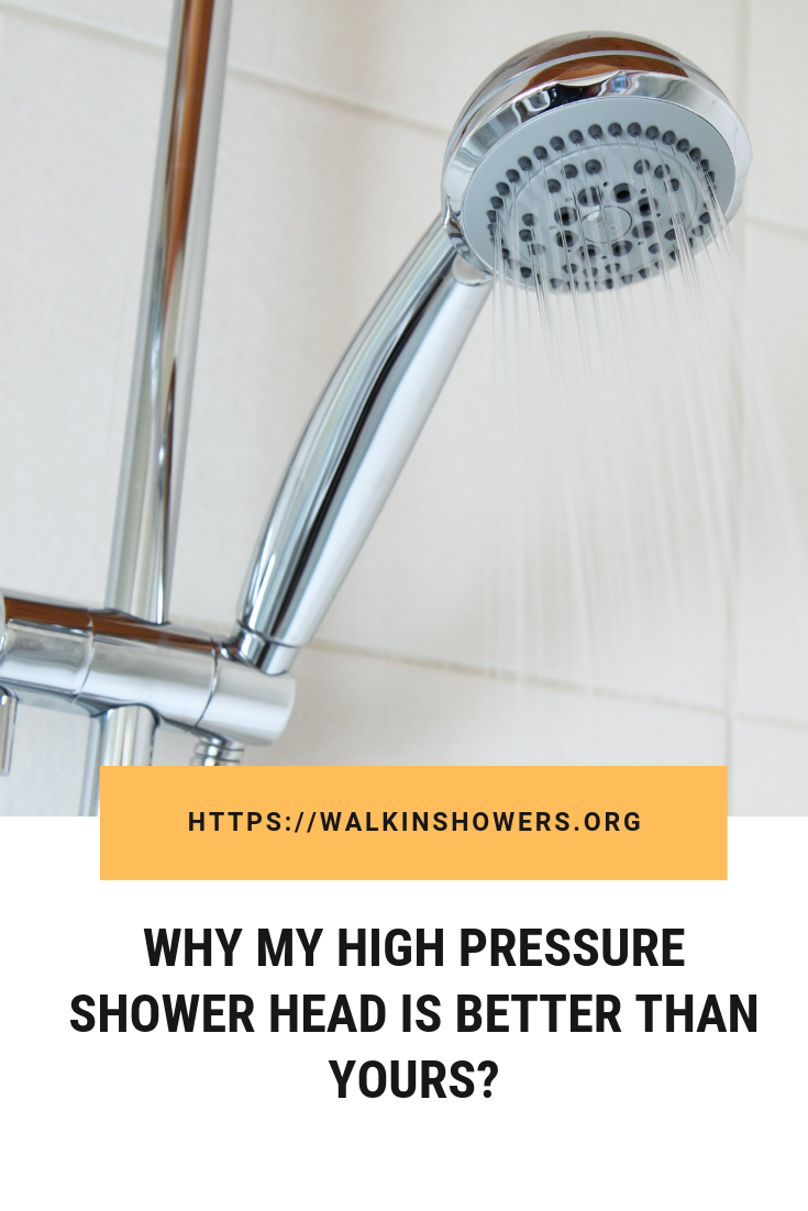 Why My High Pressure Shower Head Is Better Than Yours High Pressure Shower Heads In 2019 High Pressure Shower Head Shower Head Reviews Low Water Pressure