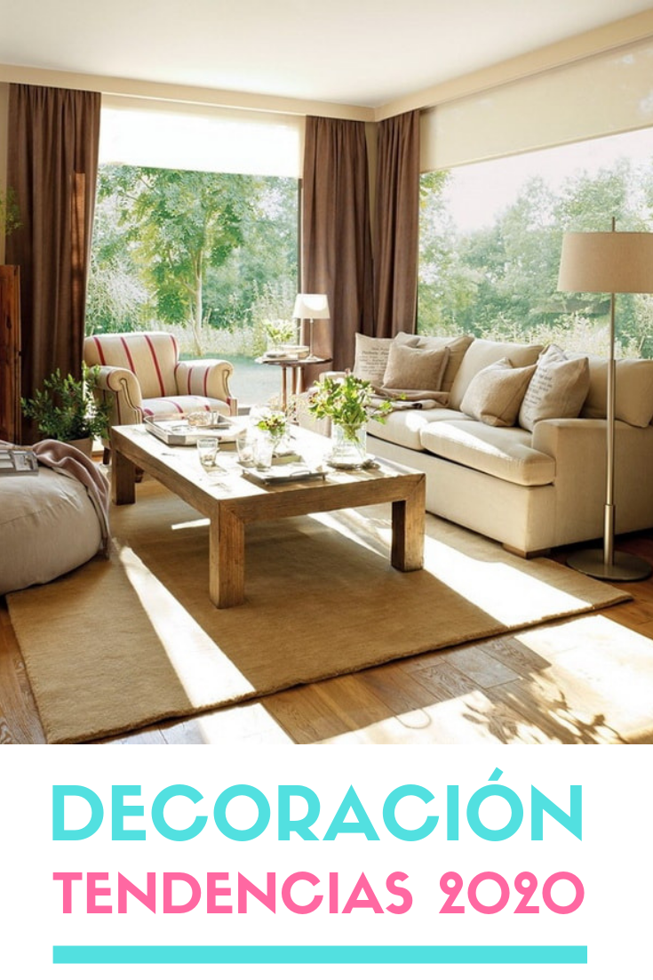 Tendencias En Decoracion Para 2020 Colores Y Estilos Para 2020 Tendencias En Decoracion Decoracion De Interiores Salas Decoracion De Unas