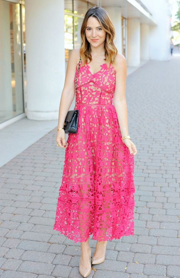 Fall Wedding Guest Outfit Idea | Outing Fancy | Pinterest