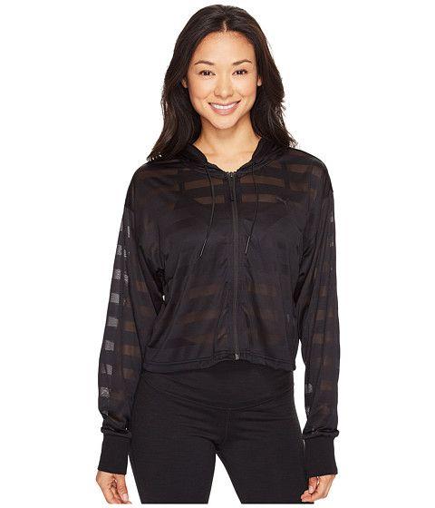 PUMA. Women's SweatshirtsHoodiesApparel ClothingFull Zip HoodieBlack ...