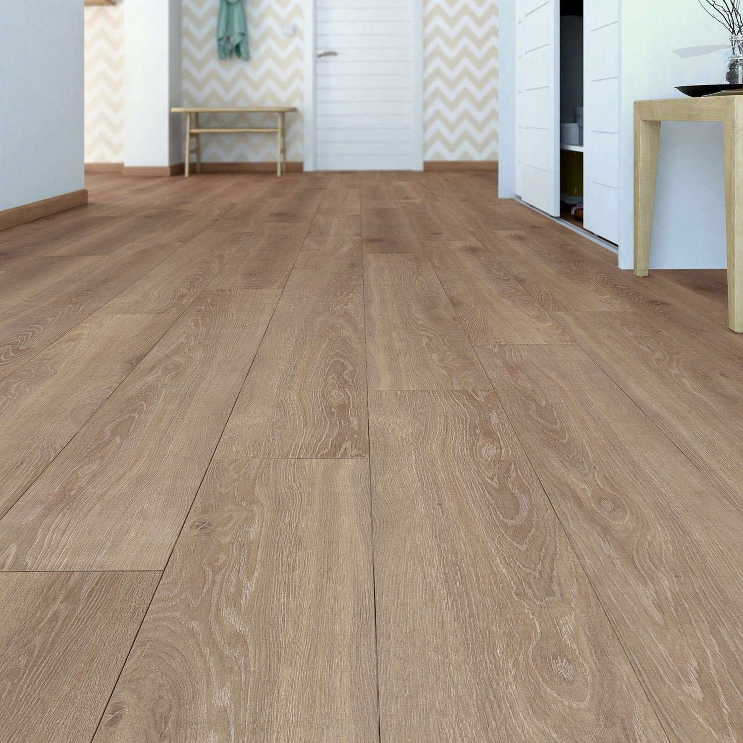 Beautiful Sol Stratifie Castorama Idees De Maison Parquet