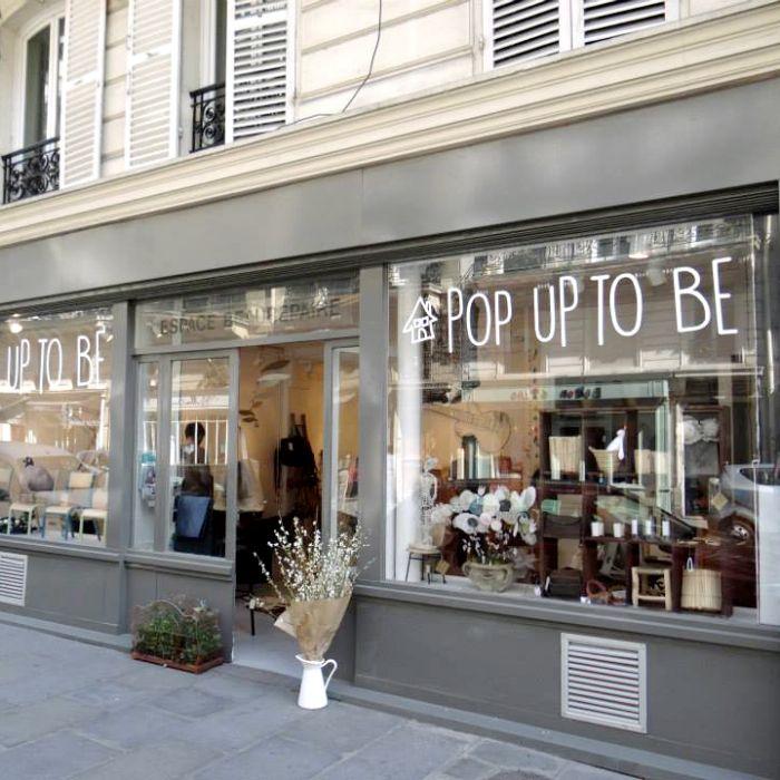 Pop up to be Paris - 28 rue beaurepaire 75O1O Paris (8/O4/2O14-2O/O4/2O14) > organisé par 2B&Co. > www.facebook.com/2BandCo