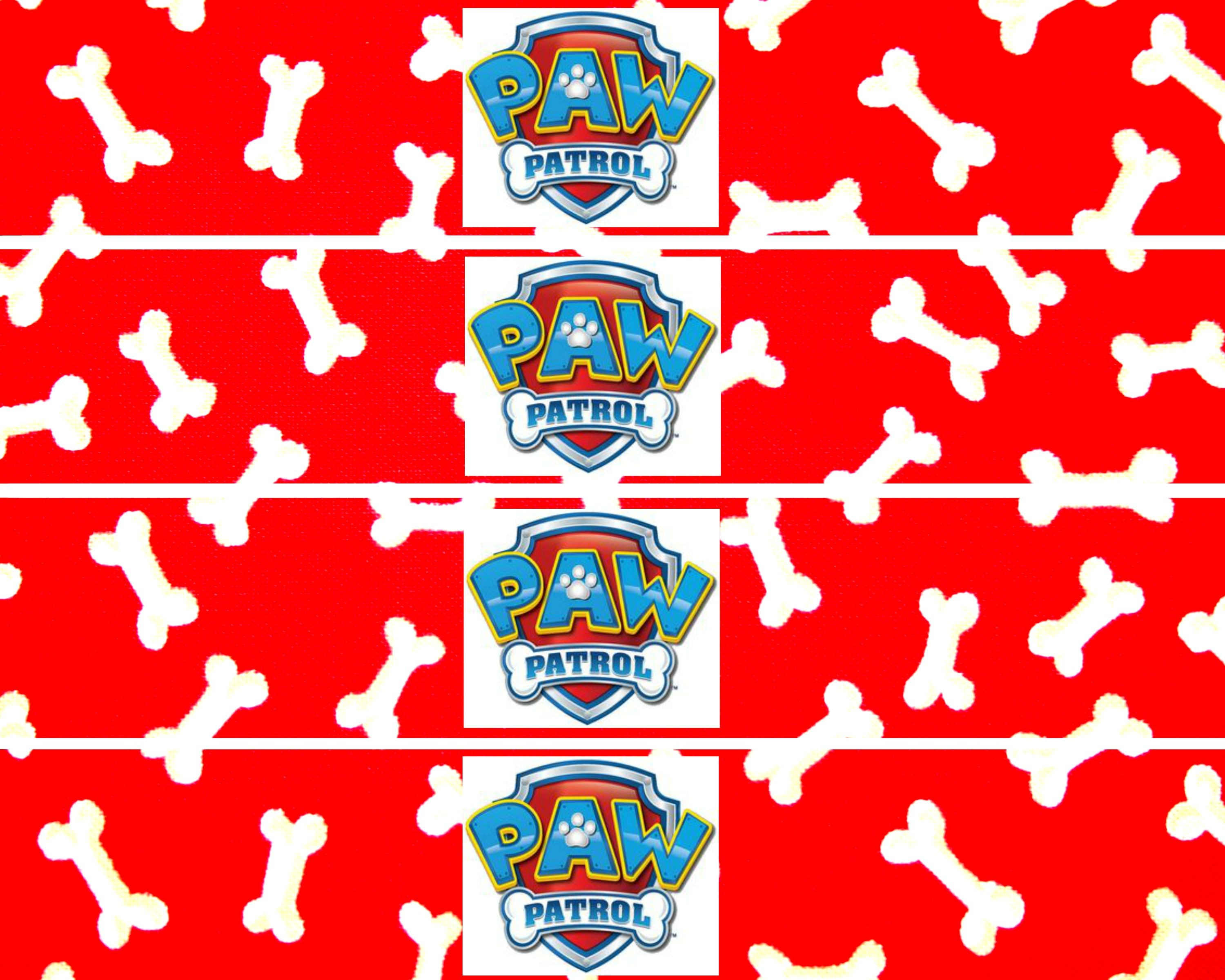 paw patrol water bottle labels | Aden- Birthday Ideas! | Pinterest ...