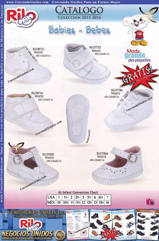 49d7c1275  501 Rilo Shoes Catalogo de Calzado para ninos y Bebes