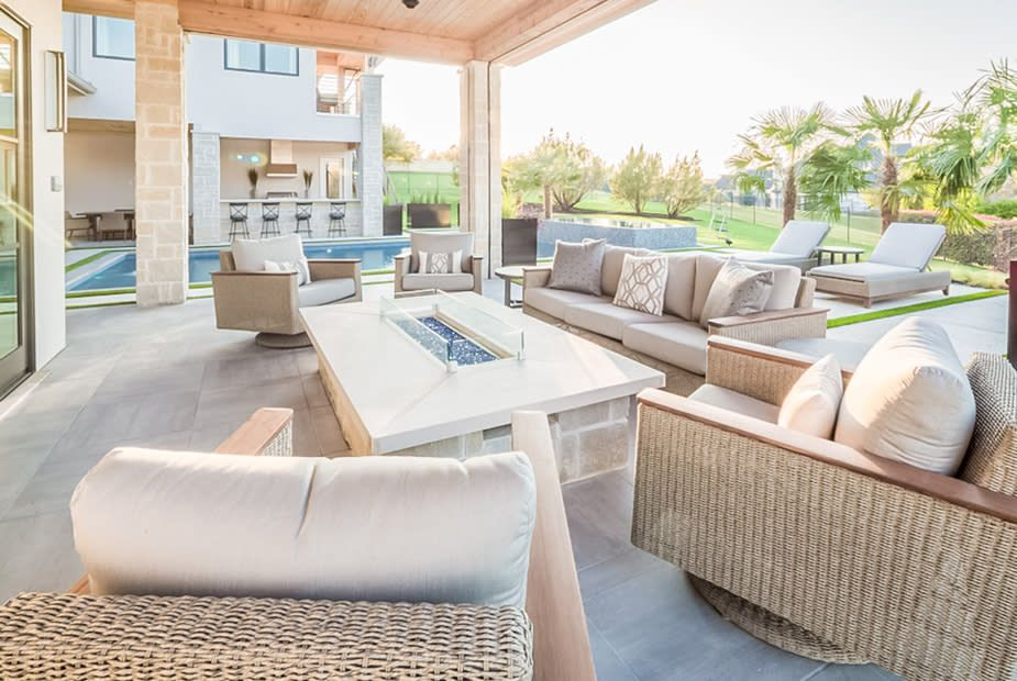Urban And Modern Interior Design Fort Worth | Custom Furniture | Outdoor  Furniture | Grandeur Design