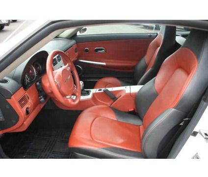 My Custom Interior Burnt Orange And Black Chrysler Crossfire Chrysler Hot Cars
