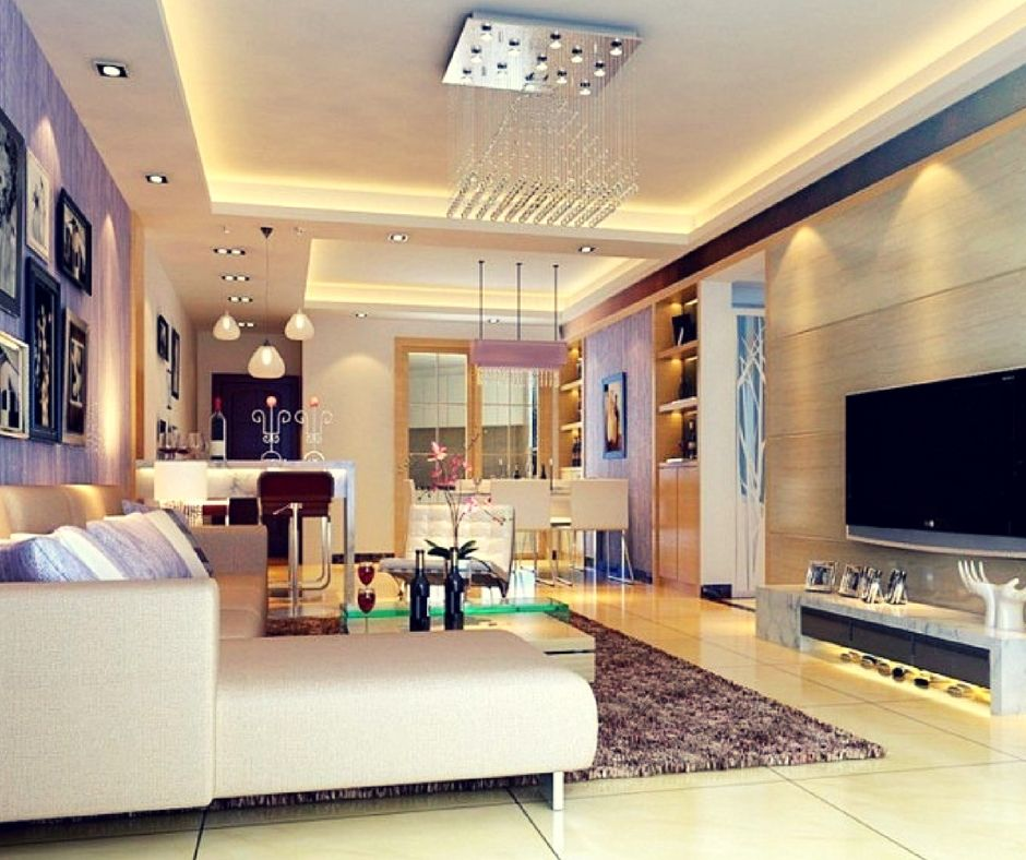 The Most Beautiful And Attractive Place In The Home Is The Living Room We Design Living Room Lighting Design Chandelier In Living Room Farm House Living Room #small #living #room #lamp
