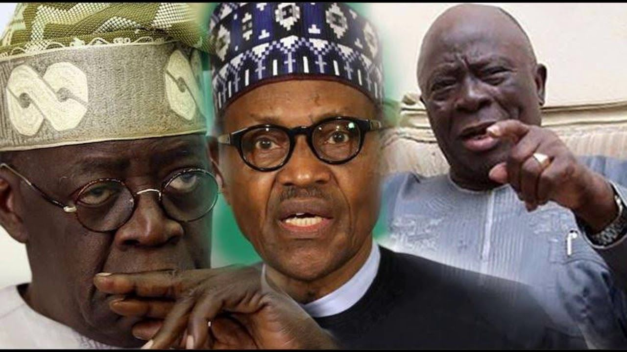 Ayo Adebanjo To Tinubu: Leave APC NOW! | Ogun state, Ayo, Yoruba people
