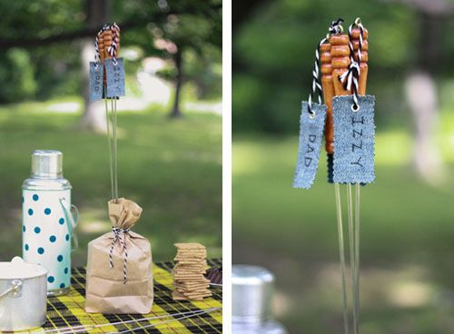 The Perfect Gift: Personalized Roasting Sticks For Father