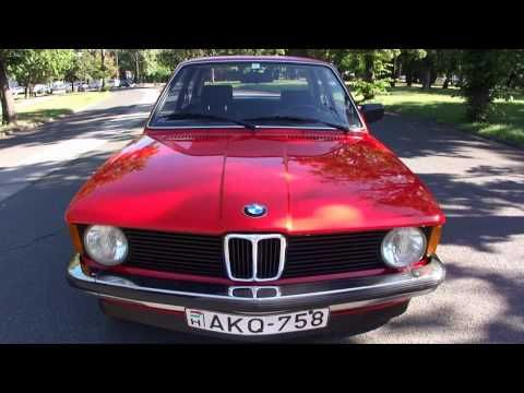 BMW E21 315 (1982) Tribute video, oldtimer, youngtimer - YouTube