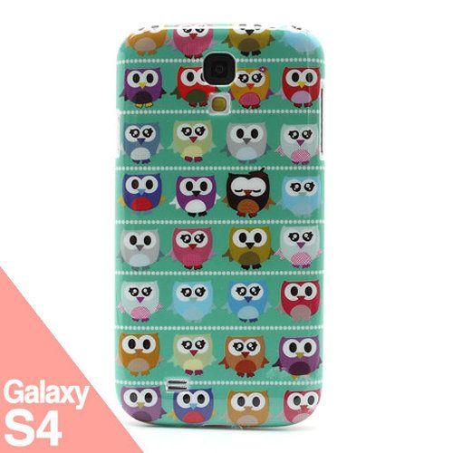Buhos Colorines S4 -  Funda Samsung Galaxy S4 - La Tienda de Doctor Manzana