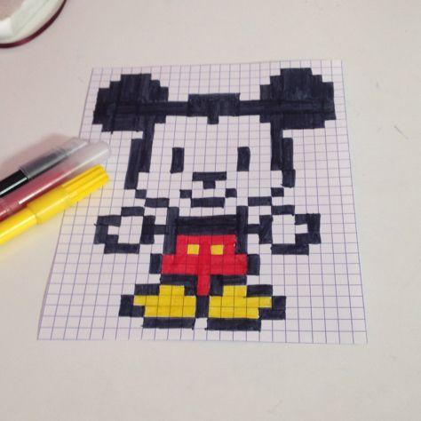 Pin De Naruhina En Aaart Curriculum Dibujos En Cuadricula Cuadricula Para Dibujar Dibujos Pixelados