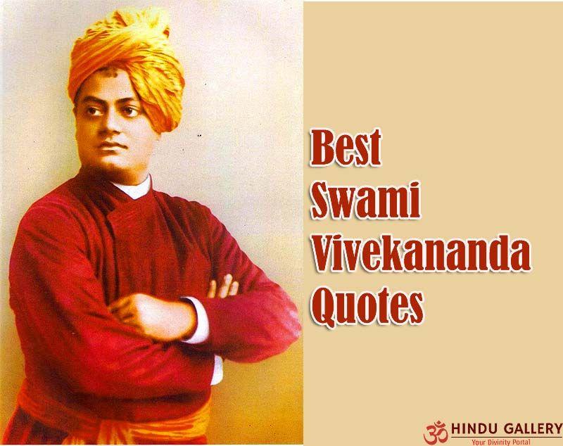 Top 53+ Best Swami Vivekananda Quotes Inspirational