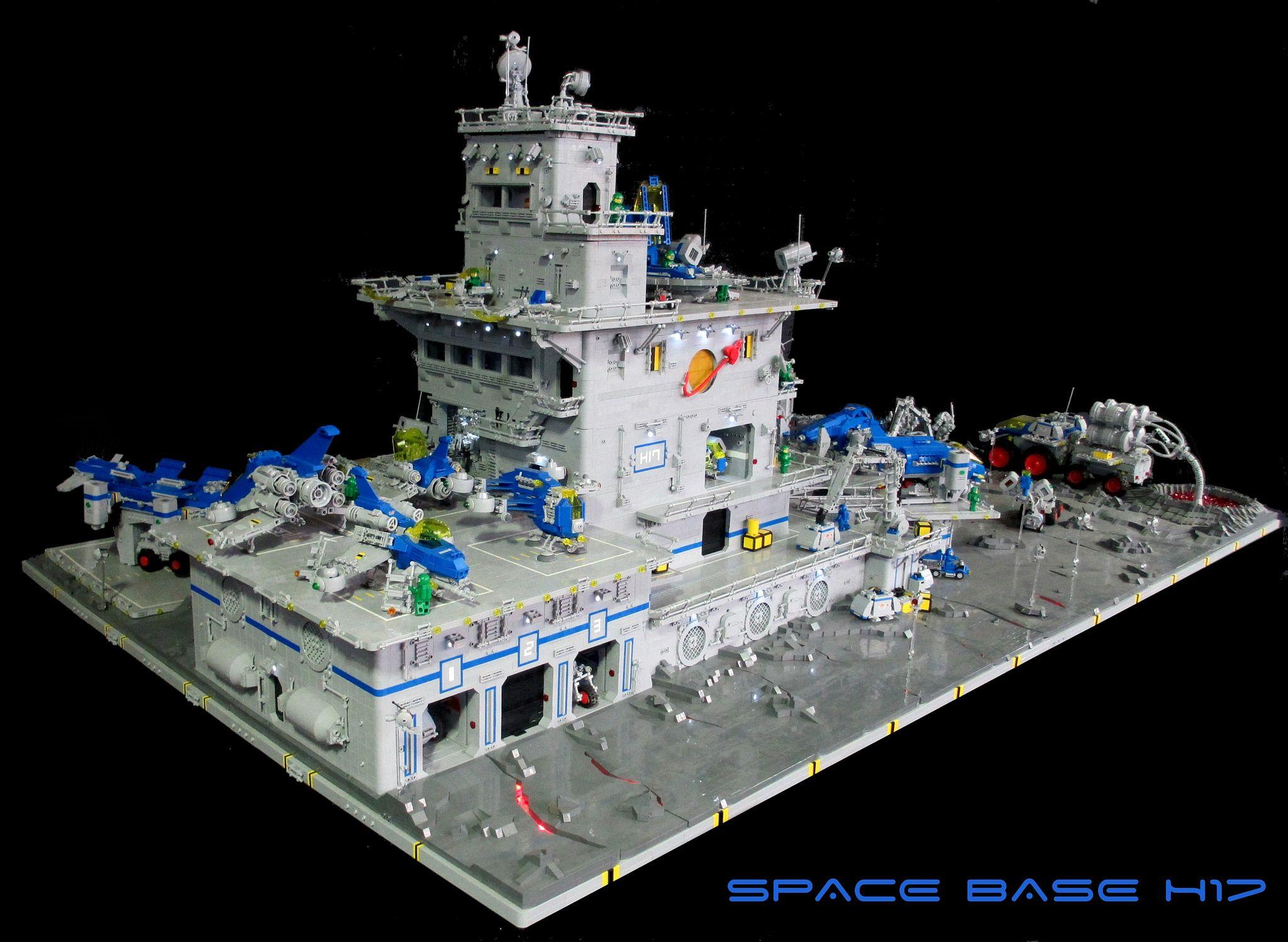 Lego weltraum