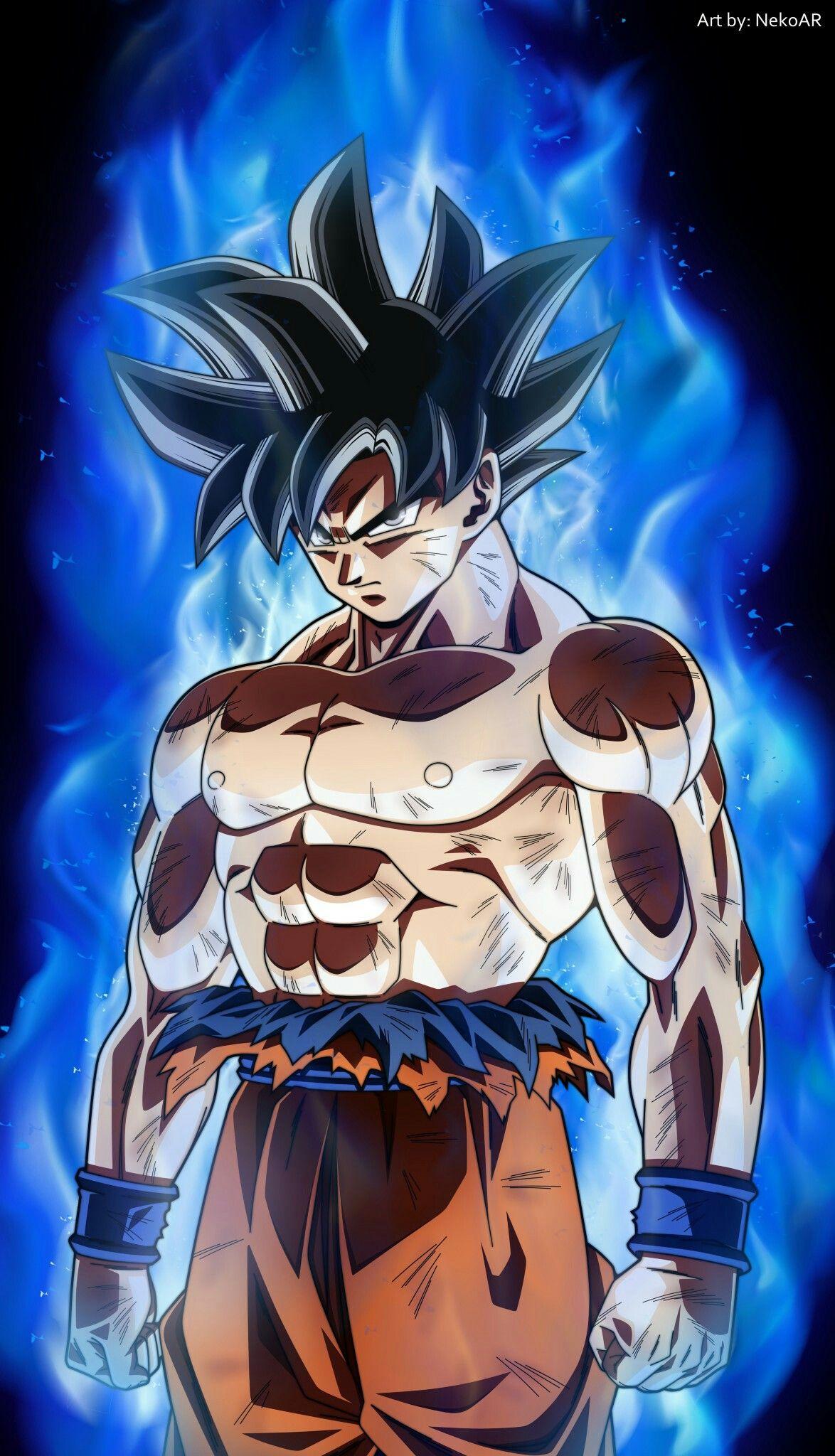 Son Goku Limit Breaker New Form Anime Imagem De Anime Vegito Vs Zamasu
