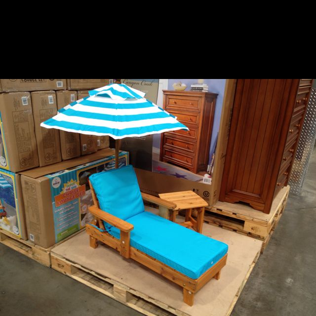 Kids Lounge Chair Set From Costco