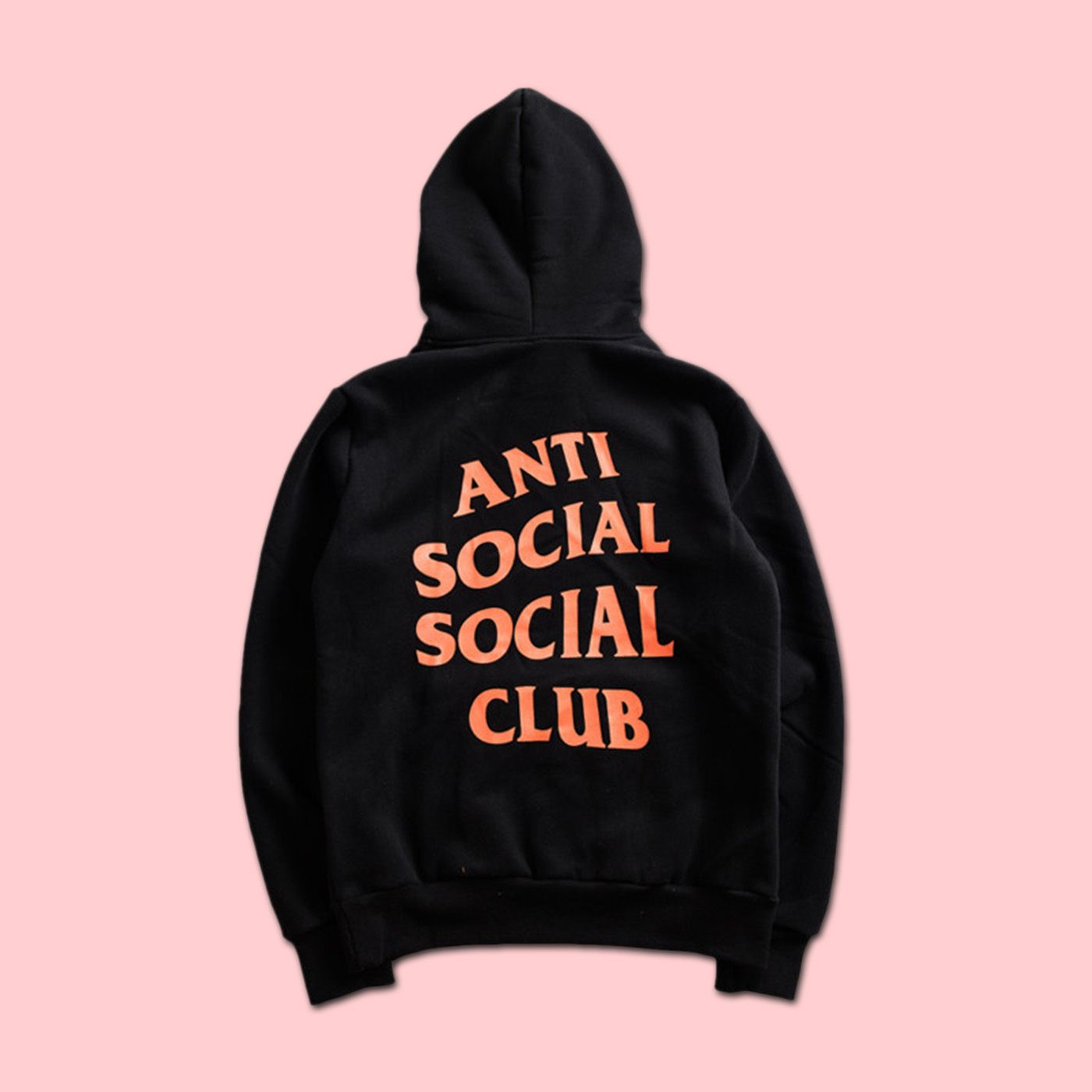 d7a0fbba8fd4 Anti-Social Social Club Hoodies Material  Cotton   Polyester Authentic  Items