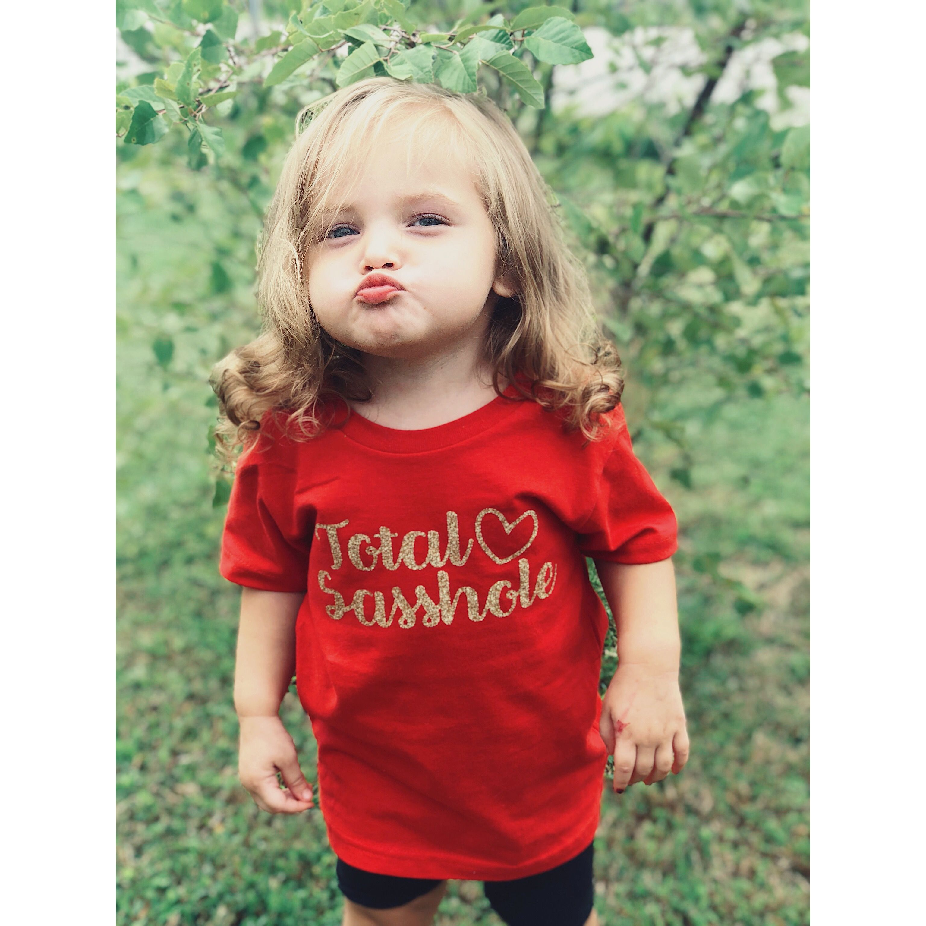 Custom Toddler T-Shirt Absolutely Country of Sweetness Cute Funny Humor Cotton