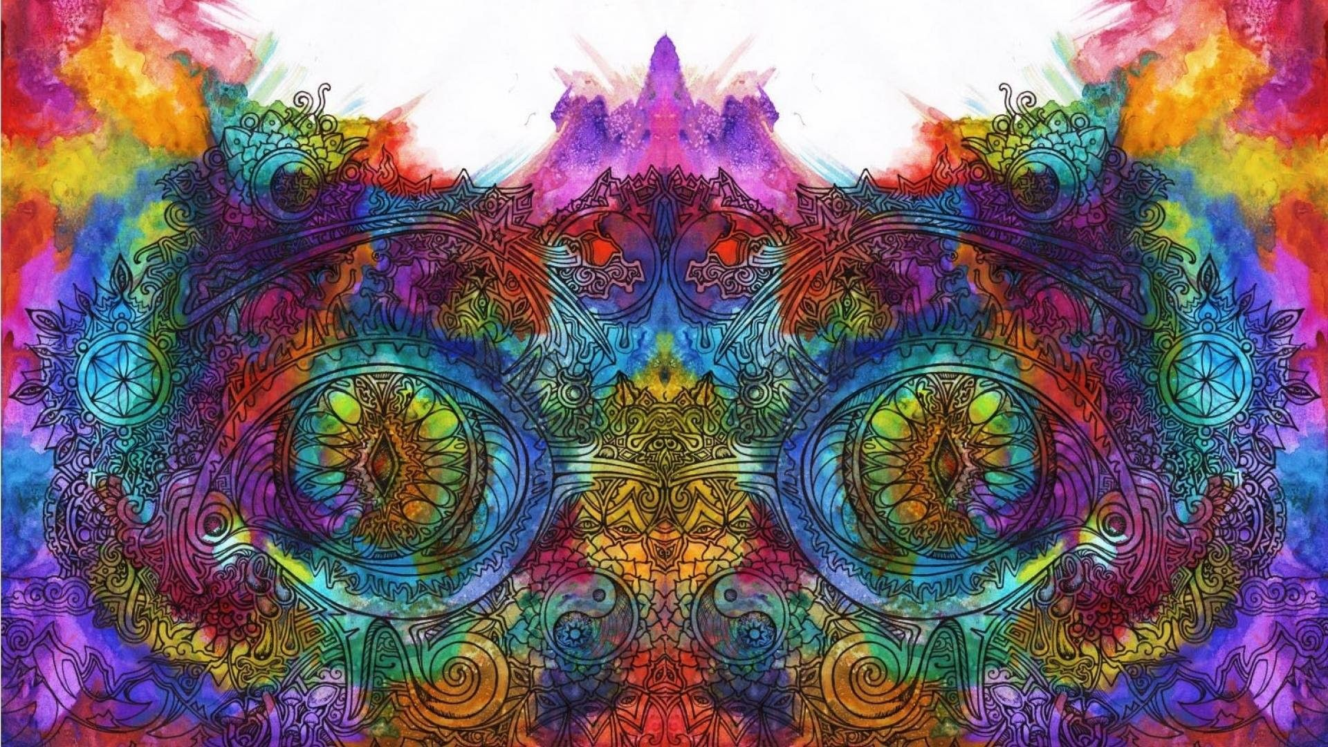 Desktop Wallpaper Psychedelic Trippy Wallpaper Psychedelic Cute Wallpapers
