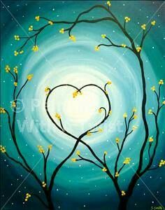 Pin By Michelle Graham On Paint Night