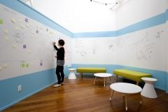 Brainstorming Rooms: The Icehouse - Auckland Coworking Offices