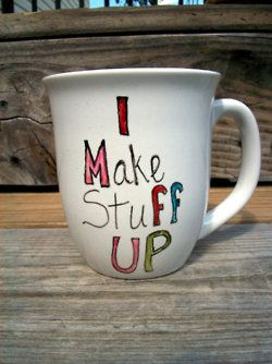 """""""I make stuff up""""   .... All writers do :) Great Reads from Exceptional Authors at http://wildbluepress.com. True crime, thrillers, mystery and business productivity books."""