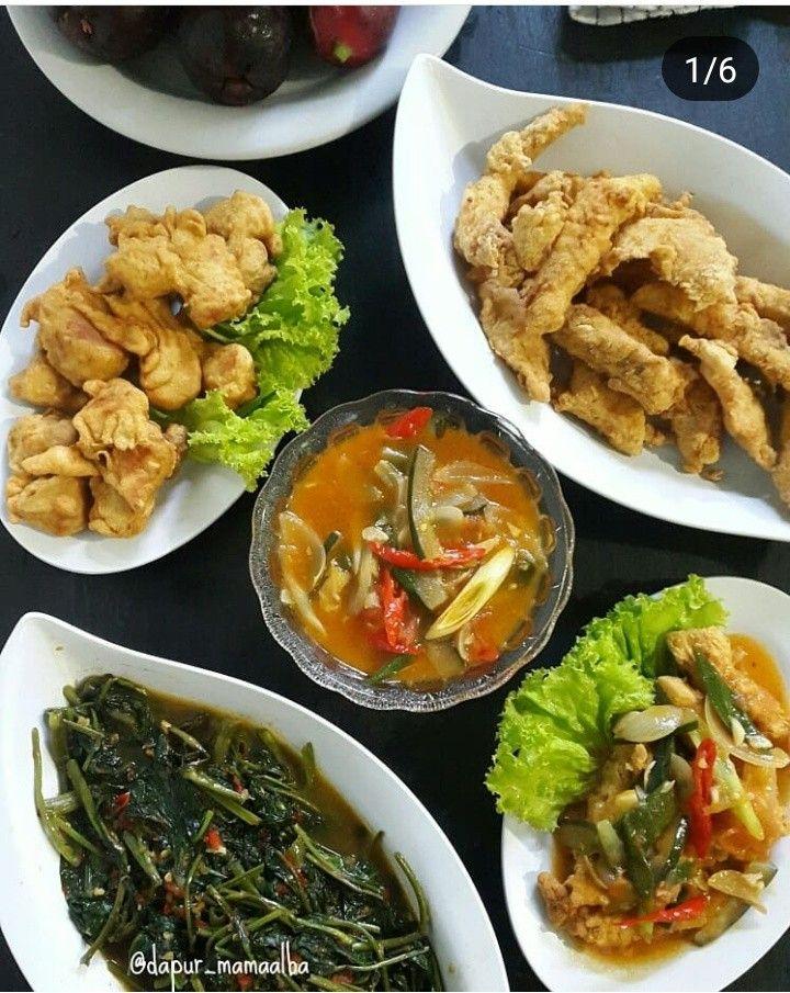 Pin oleh Rani Fadilla di INDONESIAN'S TABLE FOOD (Dengan ...