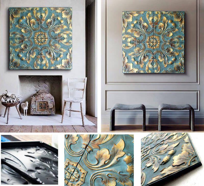 En tienda online cuadros clasicos delier presentamos este for Cuadros decorativos clasicos
