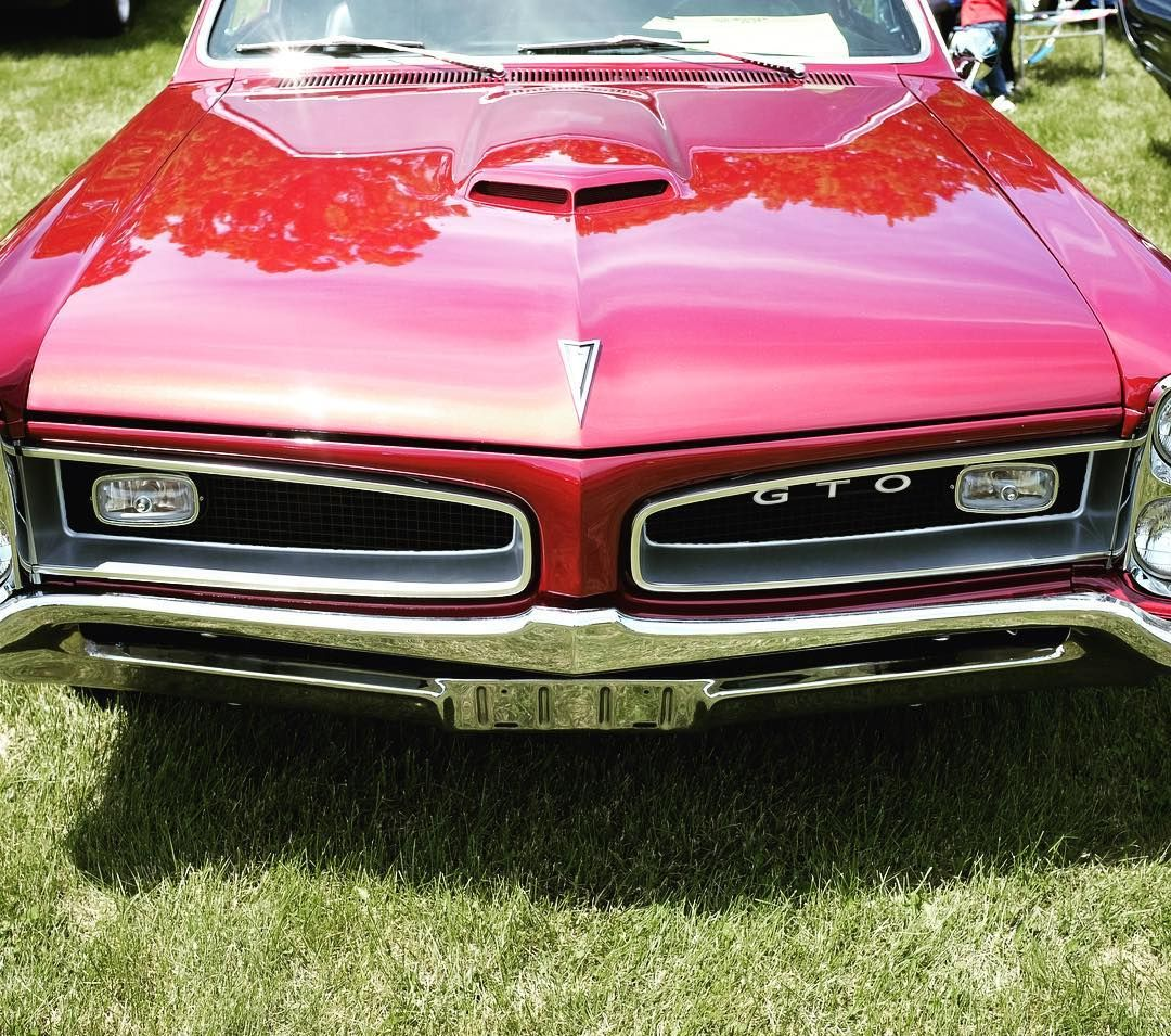Drooling over this GTO. Love how so many people in the Midwest ...