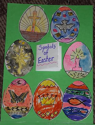 Easter ~ Lapbook - 1+1+1=1