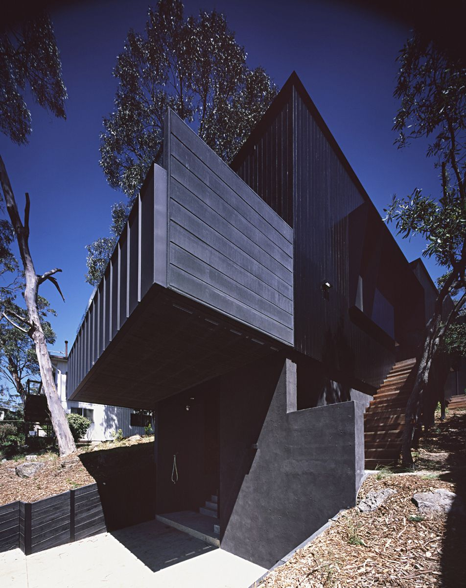 Treehouse by fmd architects, Australia