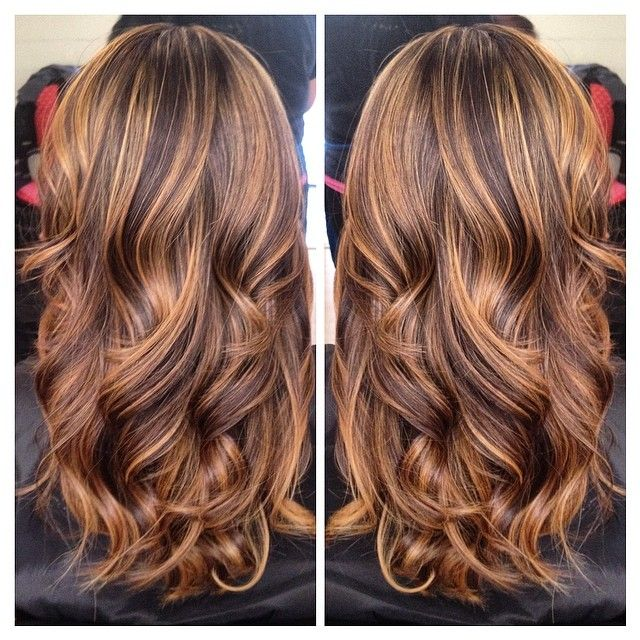 Highlight color is just right. | Hair | Pinterest | Hair coloring ...