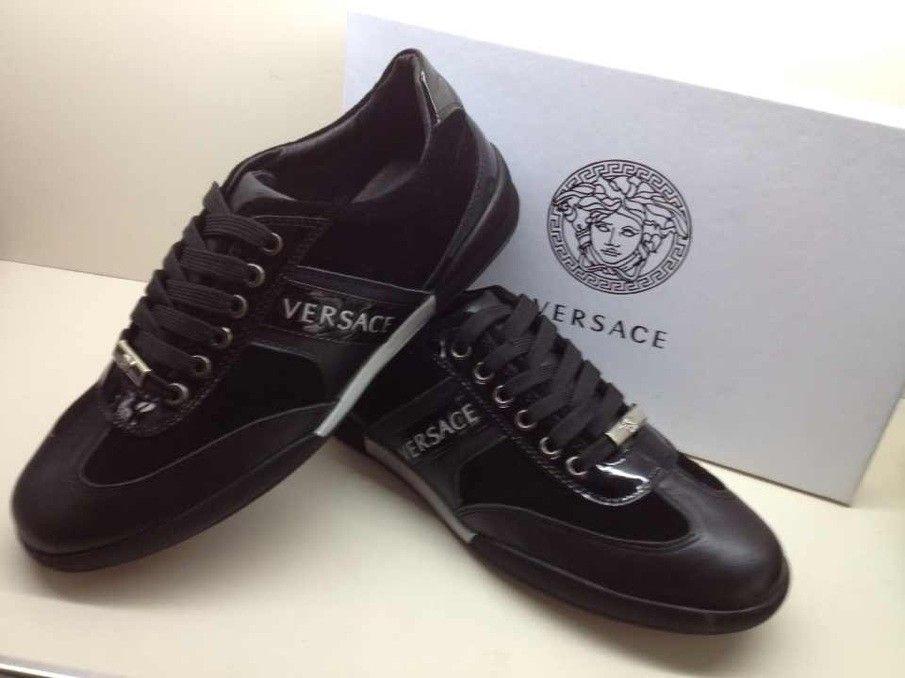 Versace Shoes Replica Versace Shoes For Men Outlet Cheap