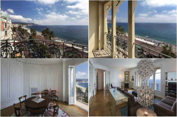 Location Longue Duree A Nice Sur La Promenade Des Anglais Appartement Meuble Avec Des Prestations Luxueuses Ma Appartement Meuble Immobilier Locatif Logement