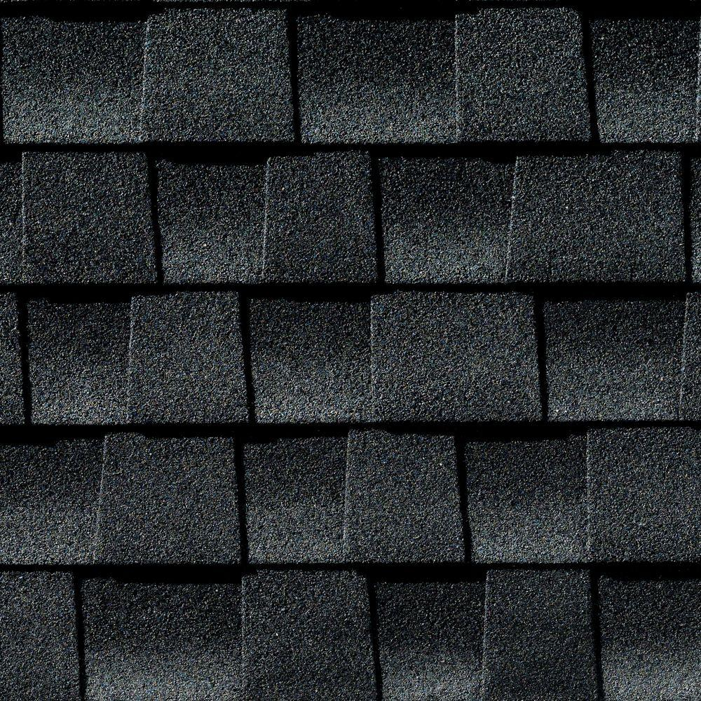 Best Gaf Timberline Hd Charcoal Lifetime Architectural Shingles 640 x 480