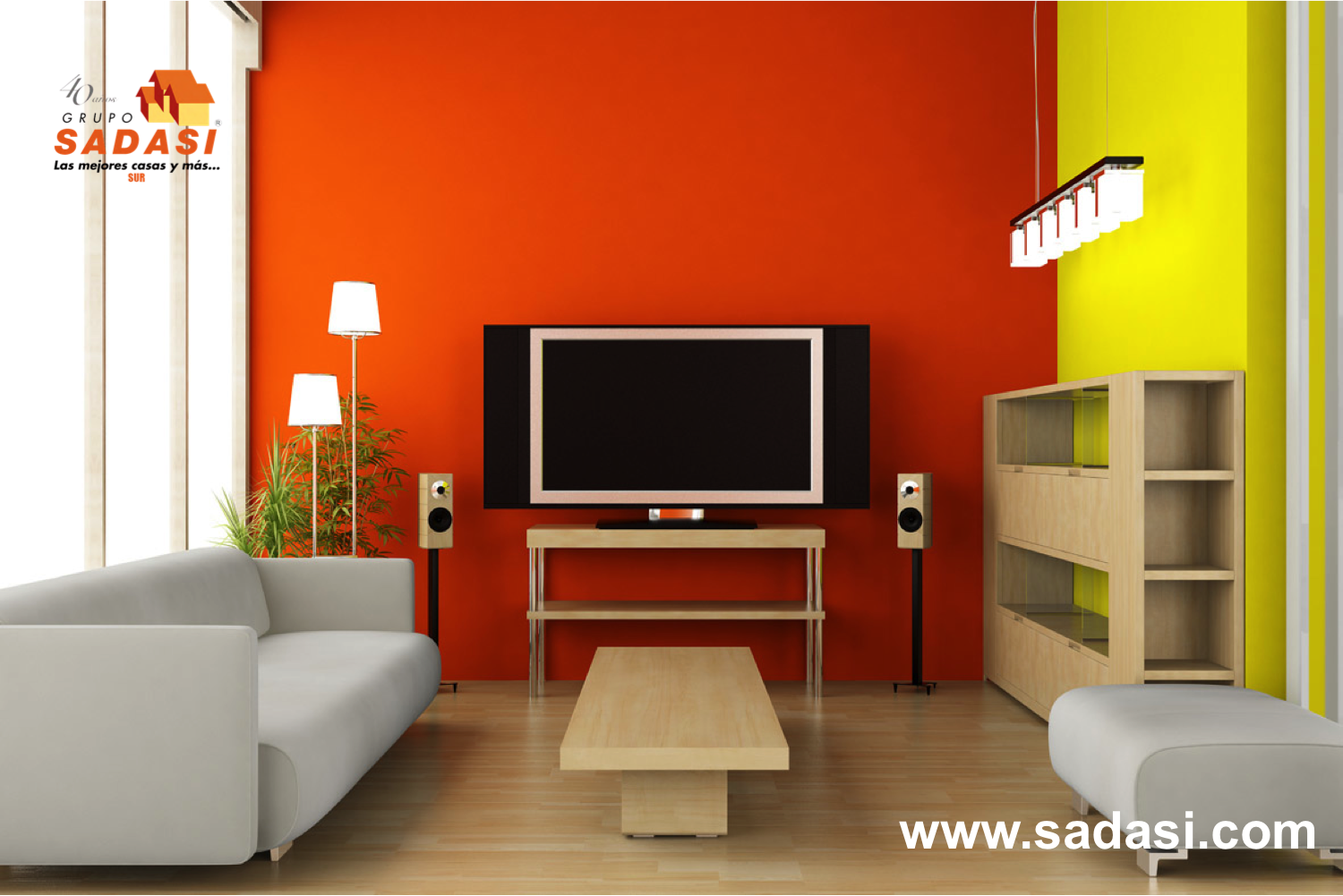 Interior Color Schemes Orange Yellow Themes: Nice Interior Design Themes  Tips For You