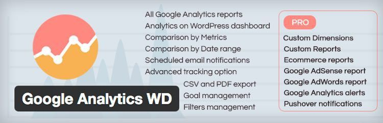 How to Add Google Analytics to WordPress with Google Analytics WD Plugin  A Review // #WordPress
