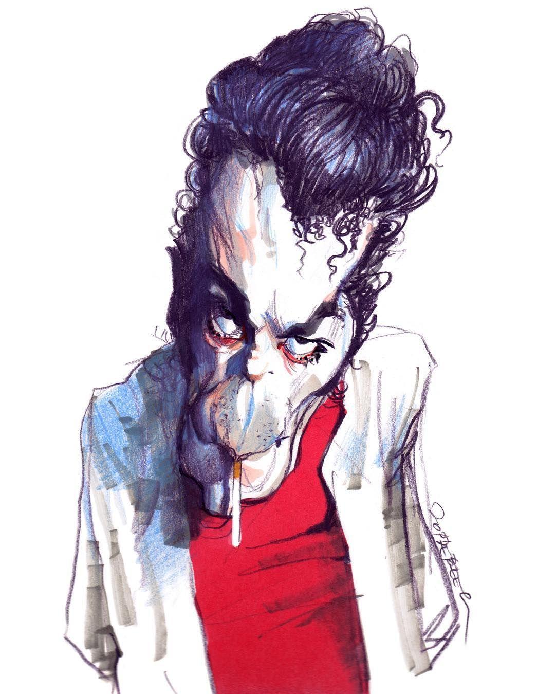 -Full Color Art By Artist 1 Person Original Custom Caricature Head