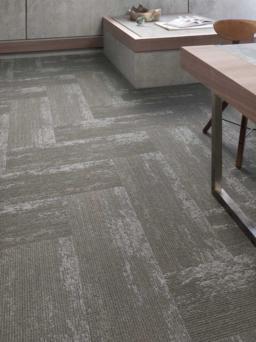 Metalmorphic Tile 12by36 Elow Commercial Modular Carpet Mohawk Group