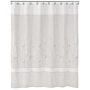 Sonoma Goods For Life Greenhouse Fabric Shower Curtain Fabric
