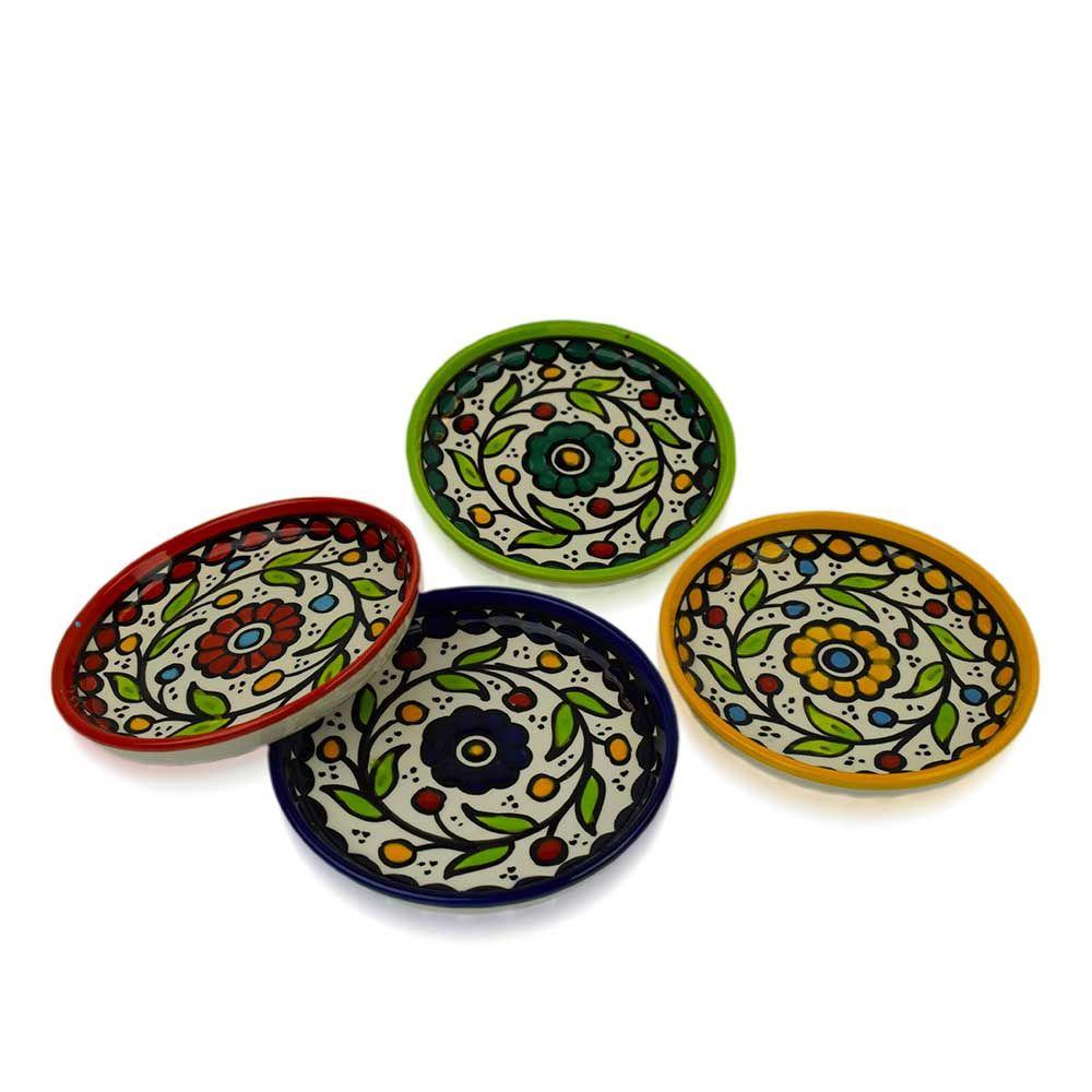 West Bank Appetizer Plate Set Appetizer Plates Set Appetizer Plates Plate Sets