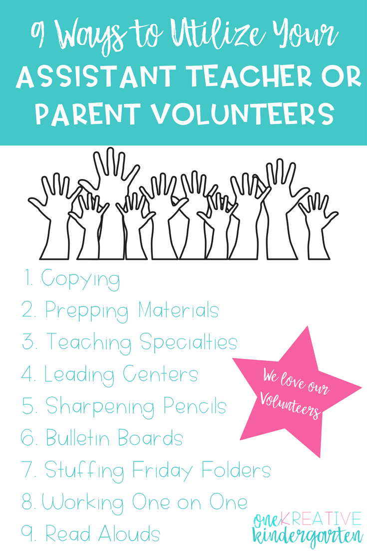 How to Be a Good Parent Volunteer at Your Childs School