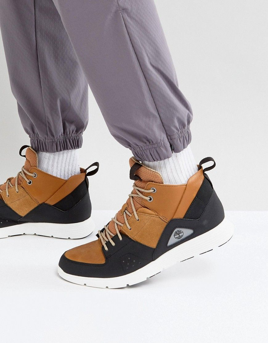 Timberland Killington Hi Top Sneakers Brown | Timberland