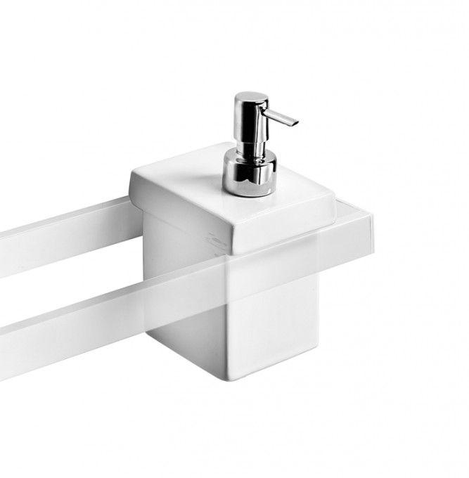 #Lineabeta #Skuara #Seifenspender 52804.09.29   #Modern #Keramik   im Angebot auf #bad39.de 42 Euro/Stk.   #Italien #Bad #Accessoires #Badezimmer #Einrichtung #Ideen #Gadgets